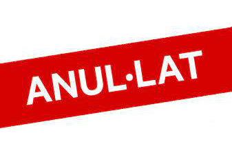 Activitats Extraescolars anul·lades